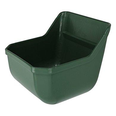 Kerbl Kraftfuttertrog-Fohlentrog ohne Metallstäbe Grün 9L