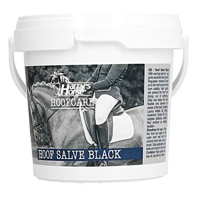 Harrys Horse Hoof Salve Black 500ml