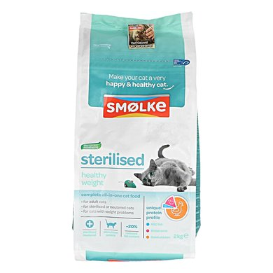 Smolke Kat Sterilised Weight Control 2kg