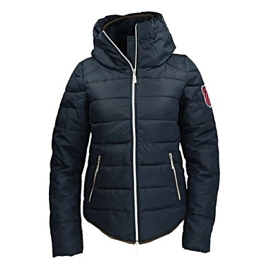 Pfiff Quilted Jacket Mildura Blue