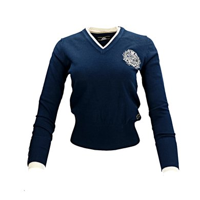 HV Polo Society V Neck Favouritas Fashion Navy