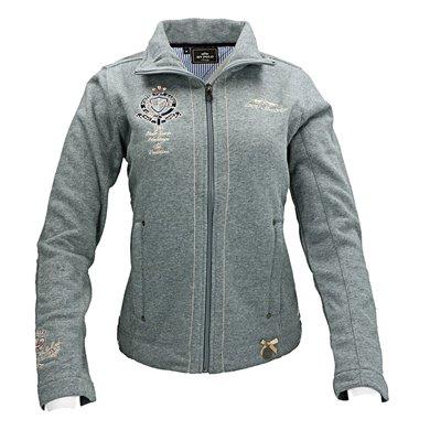 HV Polo Sweater Amee Grau Melange