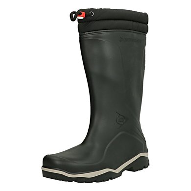 Dunlop Botte Blizzard Fourré Noir