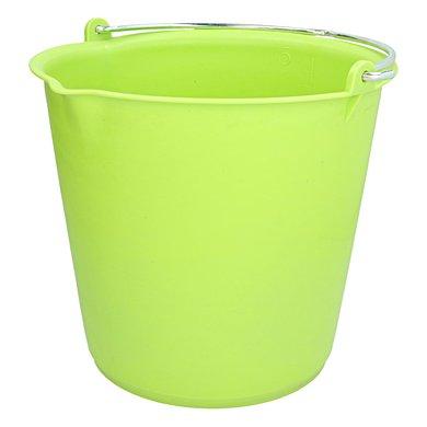 Agradi Emmer 15 Liter met Schenktuit Lichtgroen