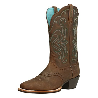Ariat Western Legend B Distressed Brown 38,5