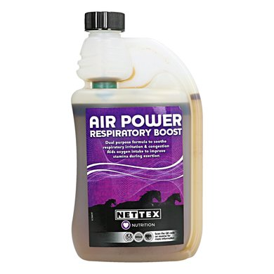 Nettex Air Power Respiratory Boost 500ml