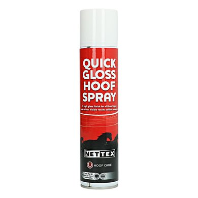 Nettex Quick Gloss Hoof Spray 300ml