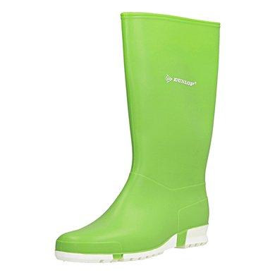 Dunlop Sportlaars Pvc Licht Groen 31
