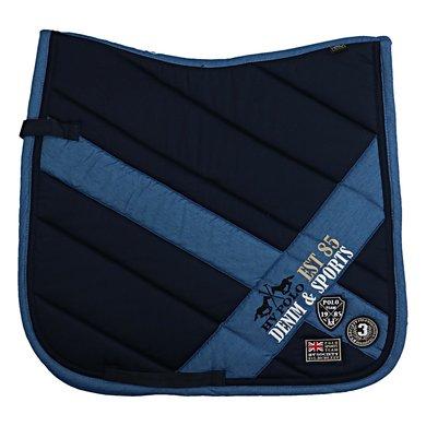 HV Polo Zadeldekje Bruges DR Navy Full