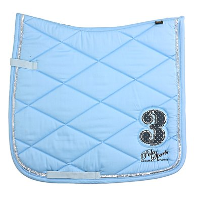 HV Polo Zadeldekje Mareon DR Light Blue Full
