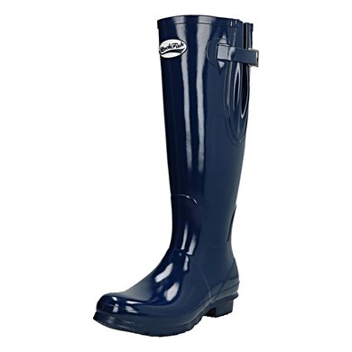 Rockfish Laars Wellington Tall Standard Our Navy Gloss 37