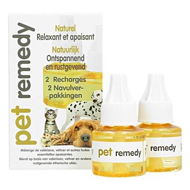 Pet Remedy Navulling voor Verdamper 2x40ml