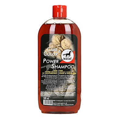 Leovet Power Shamp Walnoot 500ml