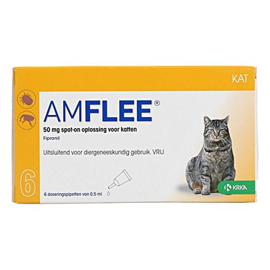 Amflee 50mg spot-on Kat