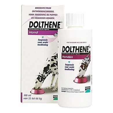 Dolthene Produit Vermifuge Suspension Orale Chien