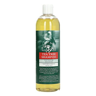 Grand National Tea Tree Shampoo 500ml
