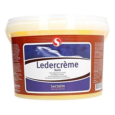 Sectolin Ledercreme Blank
