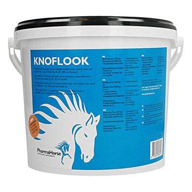 PharmaHorse Knoflook 2,5kg