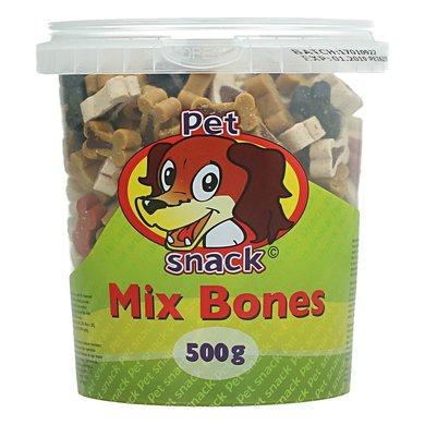 Petsnacks Mix Bones 500gr