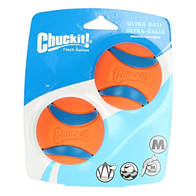 Chuckit Ultra Ball 2-Pack M
