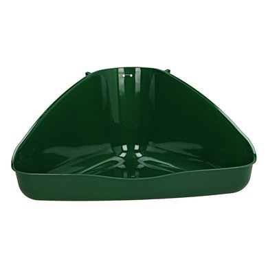 Kerbl Corner Litter Box for Rodent Cages Assorti