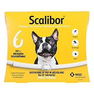 Scalibor Protector Zeckenband Hund S/M 48cm 1 Stück