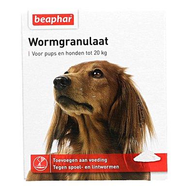 Beaphar Wormgranulaat hond 3 x 3gr