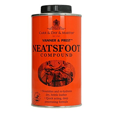 Carr Day & Martin Huile pour Cuir V&P Neatsfood Compound 500ml