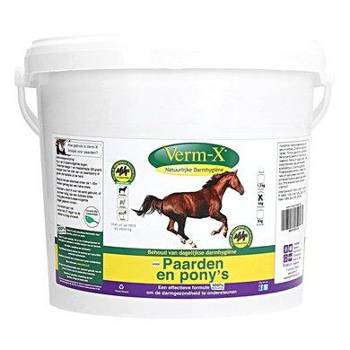 Verm-X Brokjes Extra Strong voor Paarden