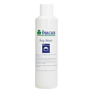 Bucas Rug Wash  250ml