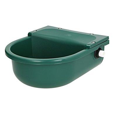 Kerbl Schwimmertränkebecken aus Kunststoff, Grün 3L