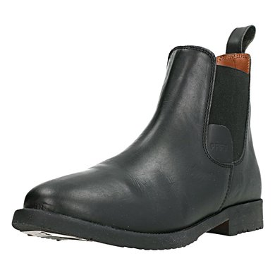 Pfiff Jodhpur Boots Leather Black