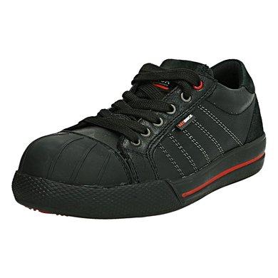 Redbrick Werkschoenen.Redbrick Werkschoen Ruby Laag S3 Kruipneus Zwart