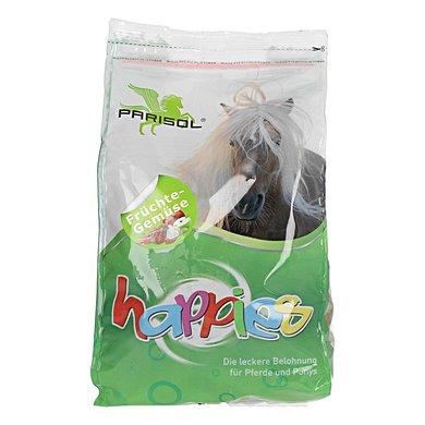 Snoepjes Happies Parisol Fruit/groente 1 Kg