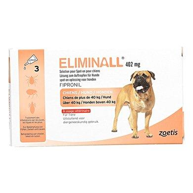 Eliminall Spot-on Hond XL >40kg 3 Pipetten