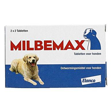 Milbemax Deworming Tablet 5-75kg 2x2 Tablets