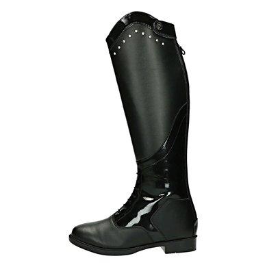 91df1683e43bab Horka Bottes d'Équitation Donna Adulte Noir