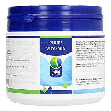 Puur Natuur Vita-min / Vitaminen Mineralen Hond/Kat 75g