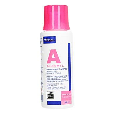 Virbac Allermyl Jeukstillende Shampoo Hond/Kat 200ml