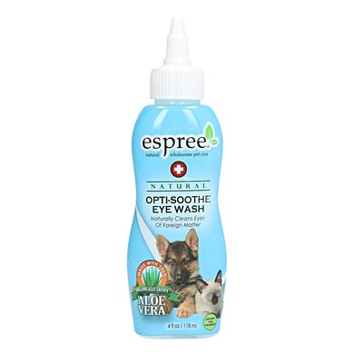 Espree Optisooth Eye Wash Hond/Kat 118ml