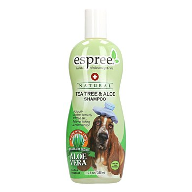 Espree Tea Tree en Aloe Shampoo Hond 355ml