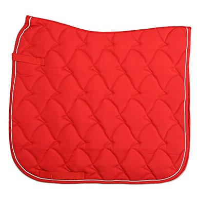 HKM Saddle Cloth Cassandra Red