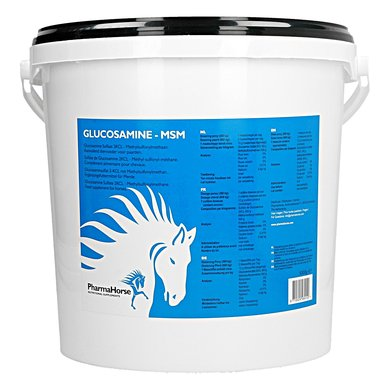 PharmaHorse Glucosamine en MSM 5kg