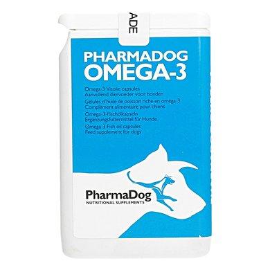 PharmaDog Omega-3 120 Capsules