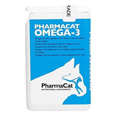 PharmaCat Omega-3 120 Capsules