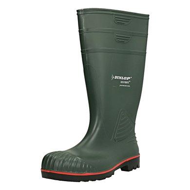 Dunlop A442031 Acifort Stiefel S5 Grün
