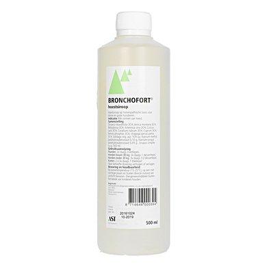 AST-Farma Bronchofort Hoestsiroop 500ml