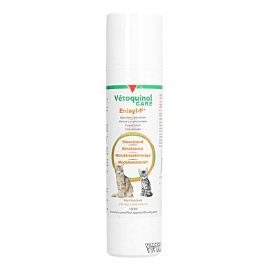 Vetoquinol Care Enisyl-f Katten/Kittens 100ml