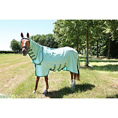 Rambo Sweet Itch Hoody Ice Grün 145