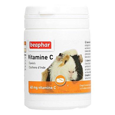 Beaphar Vitamine C Tabletten Cavia 180st
